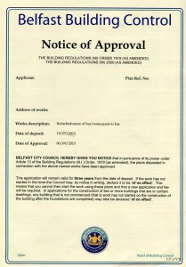 B-CONTROL APPROVAL NOTICE