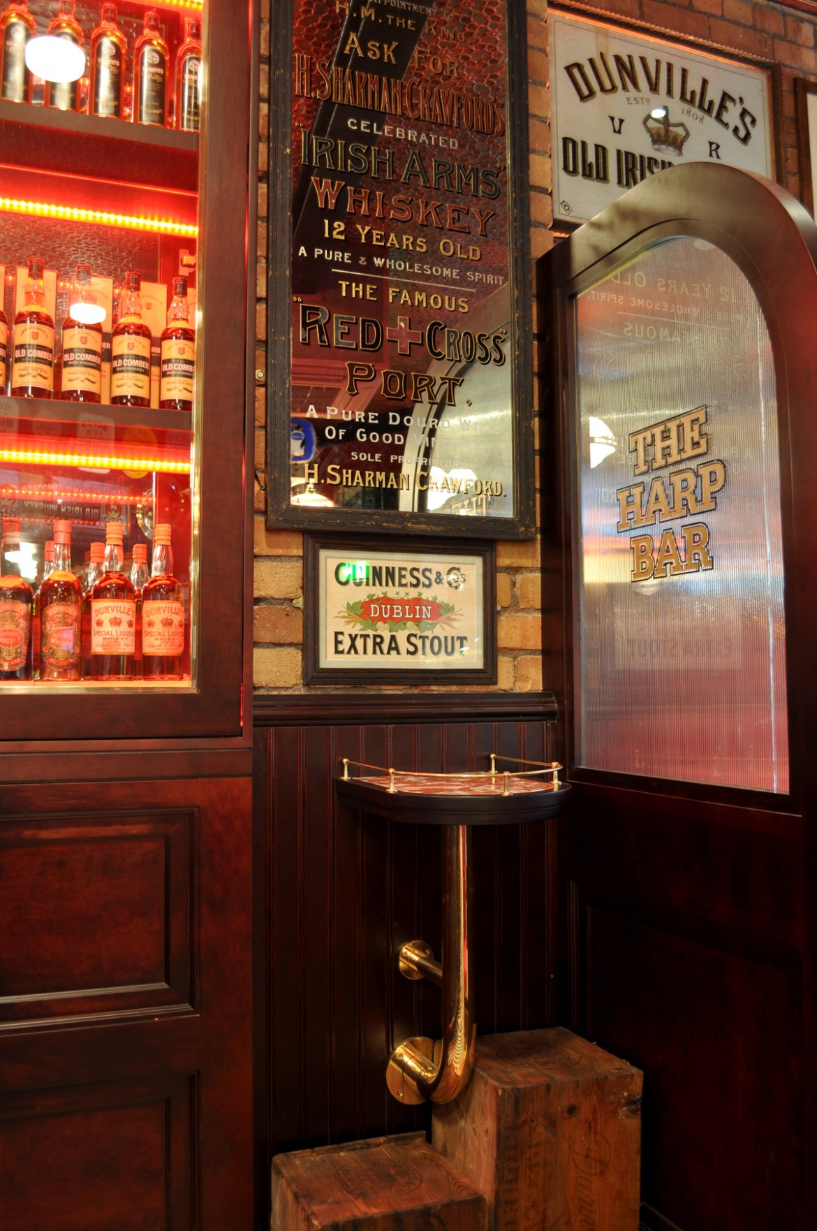 The Harp Bar – Belfast