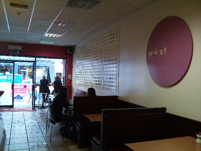 The West Coffee Shop