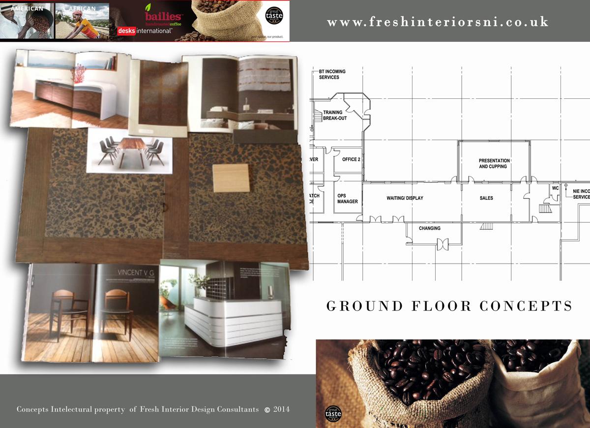 Presentation Board Design Architecture >> Mood Boards - fresh - Interior Architects / Designers